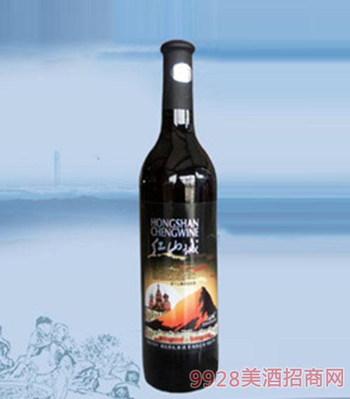 原汁山葡萄配制酒
