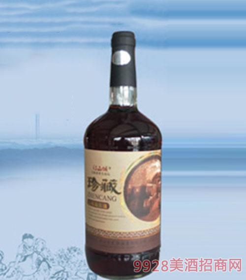 珍藏山葡萄露酒