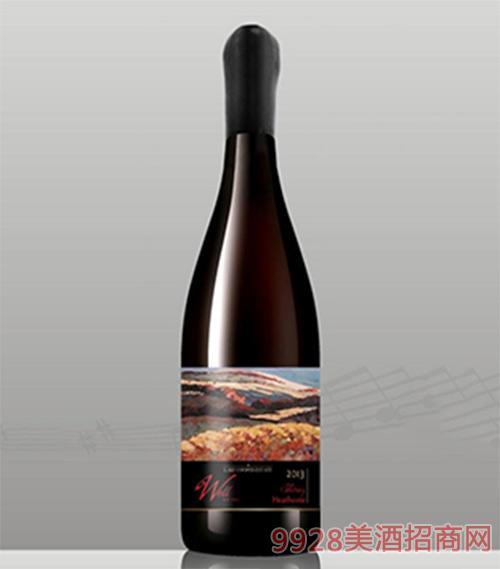 澳洲威乐1962色拉子干红葡萄酒