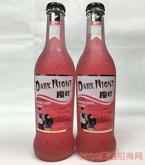 魔君鸡尾酒3.8度275ml(蜜桃味)