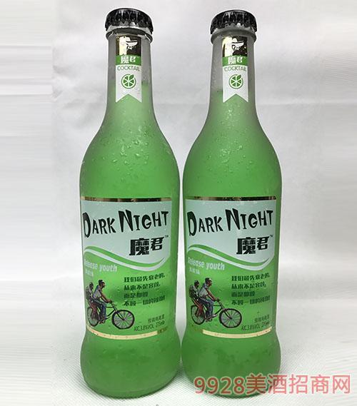 魔君鸡尾酒3.8度275ml(青柠味)
