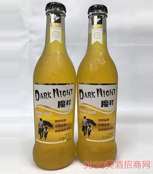 魔君鸡尾酒3.8度275ml(香橙味)