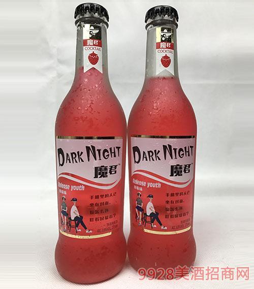 魔君鸡尾酒3.8度275ml(草莓味)