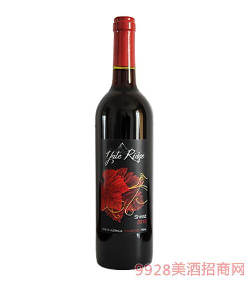 澳洲雅特希拉子红葡萄酒