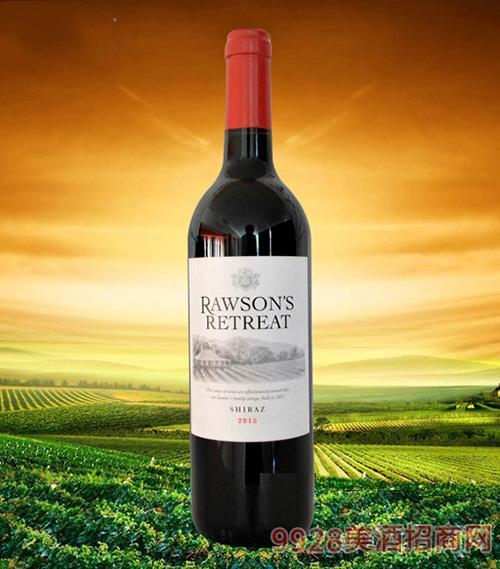 澳大利亚奔富洛神山庄设拉子干红葡萄酒2015