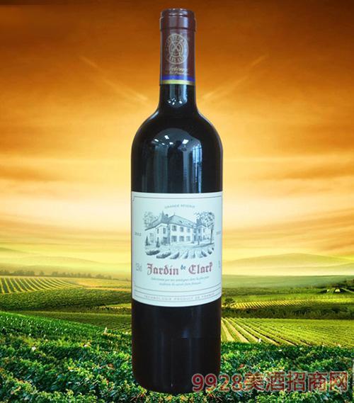 拉菲克拉克花园干红葡萄酒