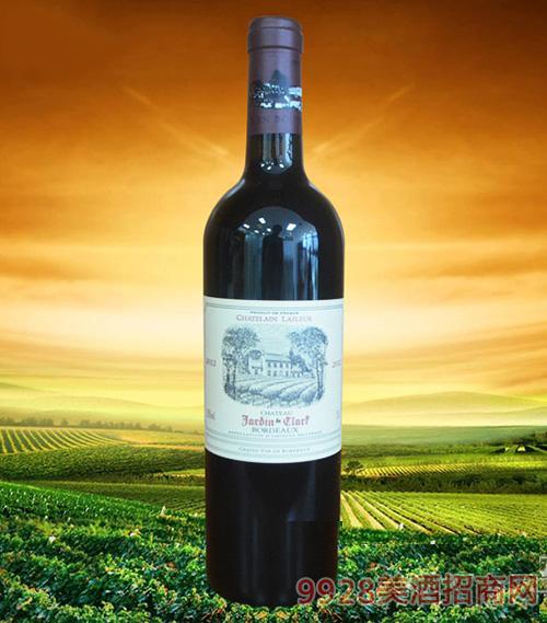 拉菲克拉克城堡干红葡萄酒