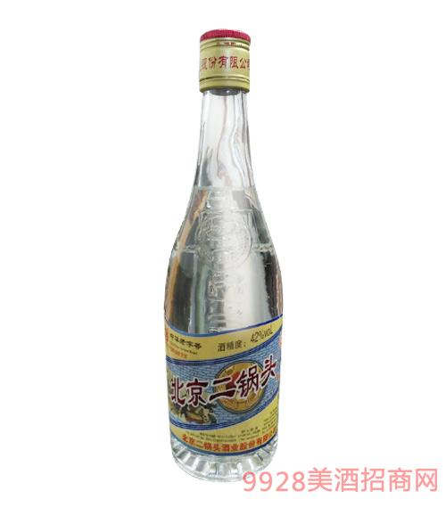 永丰牌北京二锅头酒清香型42度450ml