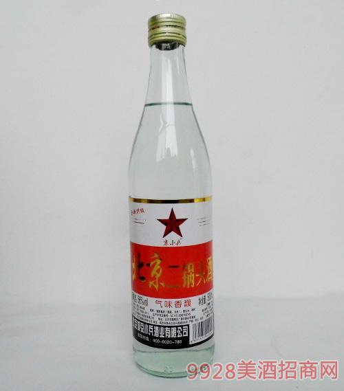 京小兵北京二锅头酒56度500ml