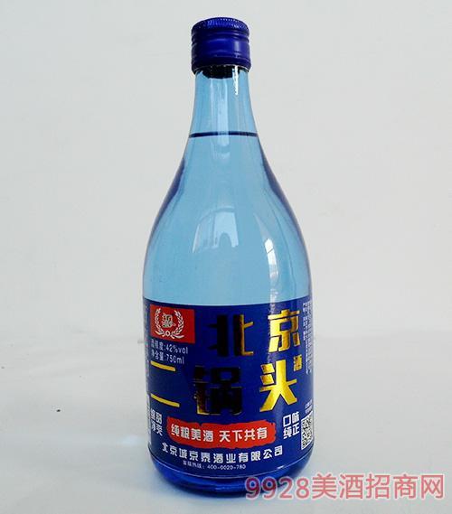 京泰北京二锅头酒42度750ml