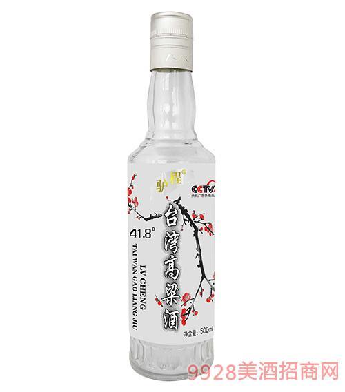 驴程台湾高粱酒41.8度500ml
