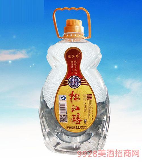 榆江醇高粱酒4000ml