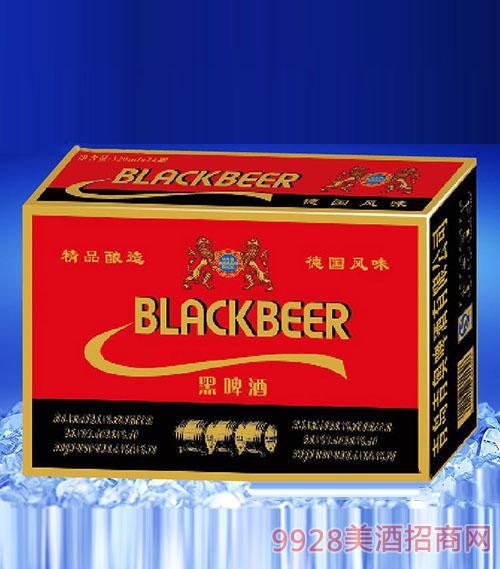滨海情黑啤酒(金卡)德国风味