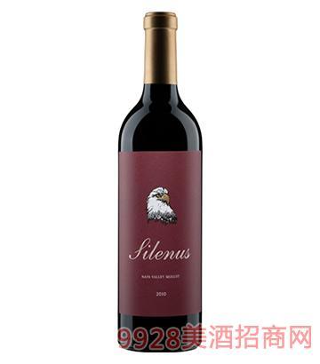 赛鹰美乐干红葡萄酒