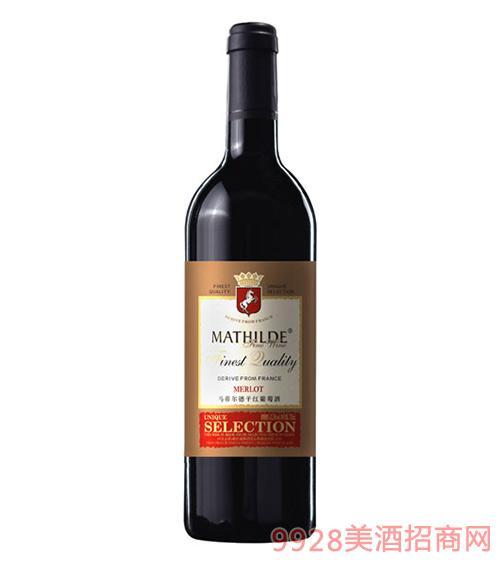 马帝尔德干红葡萄酒
