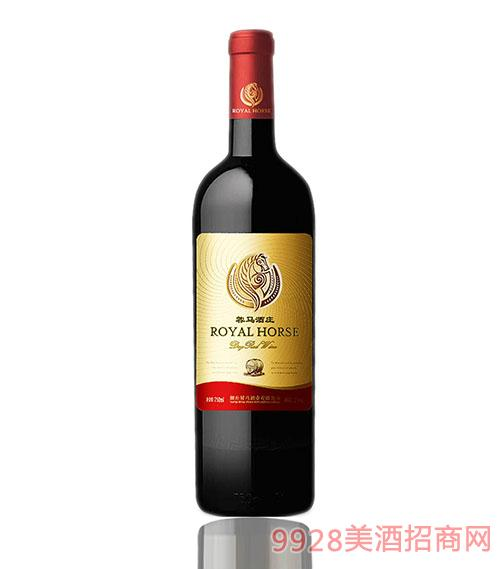 蓉马婚庆逐选级干红葡萄酒金标酒