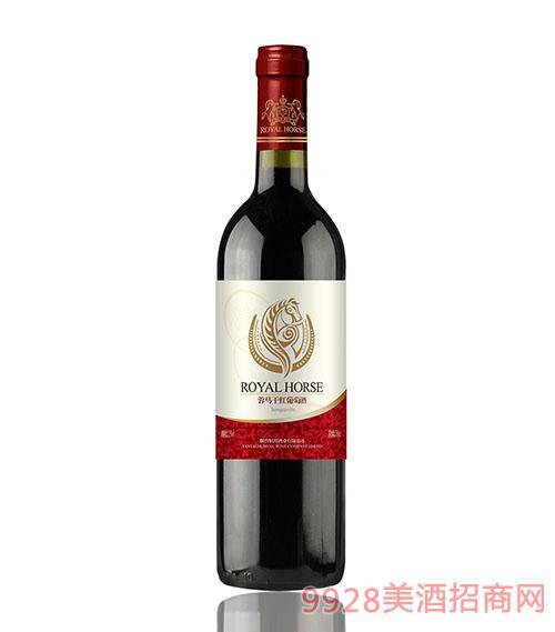 蓉马添帕尼优干红葡萄酒(团购渠道)