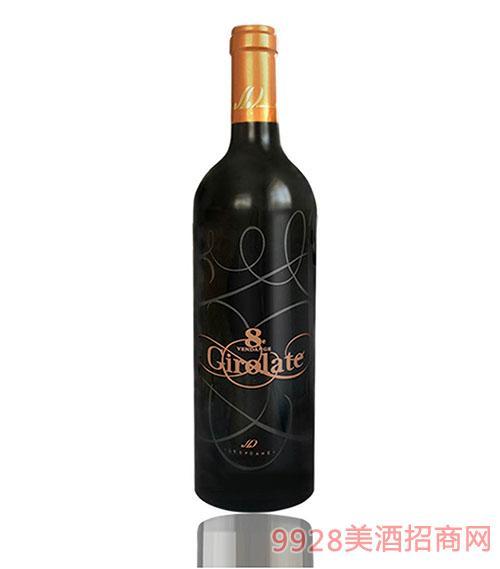 侏罗纪干红葡萄酒