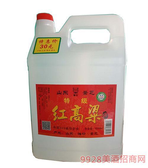 特级红高粱酒4000ml