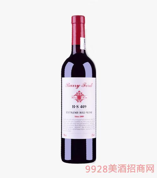 澳洲2009奔富H·S409干红葡萄酒