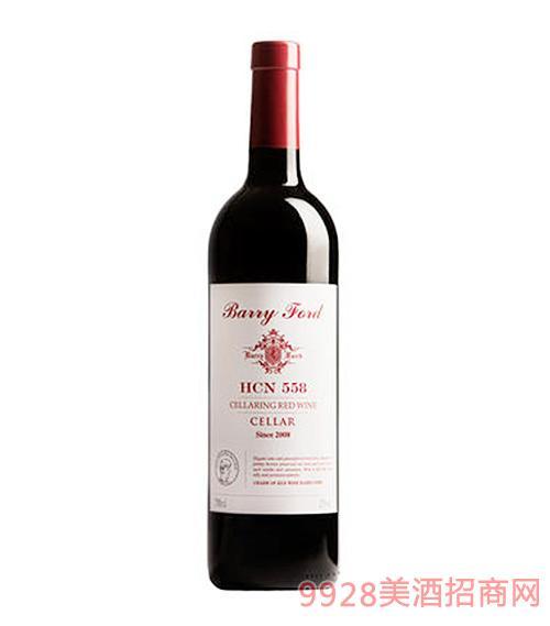澳洲2008奔富HCN558窖藏干红葡萄酒