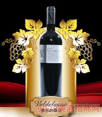 巴尔德皇 家庄园奥多纳尊品干红葡萄酒