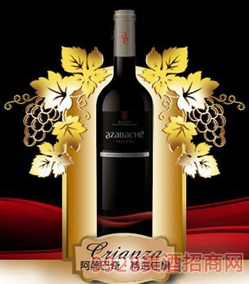 阿萨巴奇红宝石干红葡萄酒