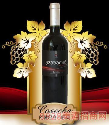 阿萨巴奇经典干红葡萄酒