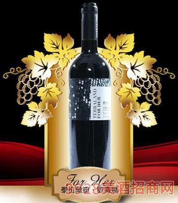 泰拉兰迪女爵干红葡萄酒