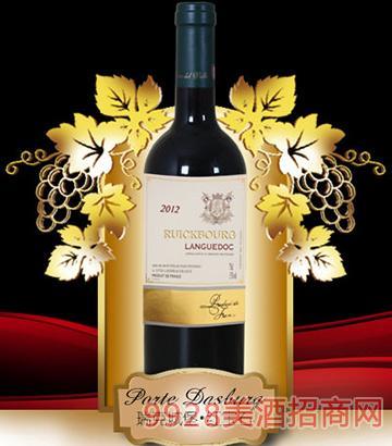 瑞克城堡红宝石干红葡萄酒