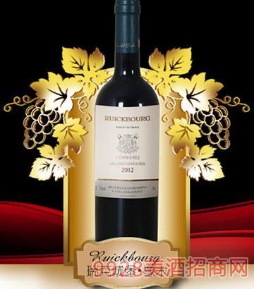 瑞克城堡橡木干红葡萄酒