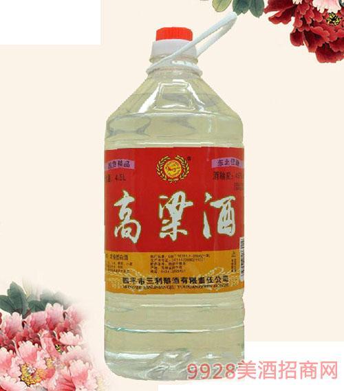 东北佳酿高粱酒45度4.5L