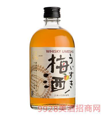 白玉威士忌梅酒