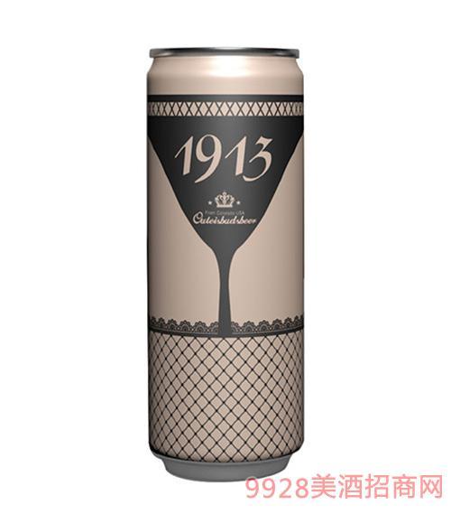 欧特斯啤酒1913罐装500ML