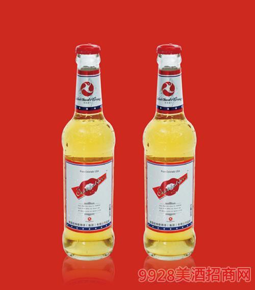 欧特斯啤酒红唇系列瓶装330ML
