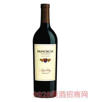 福思肯酒庄美乐干红葡萄酒