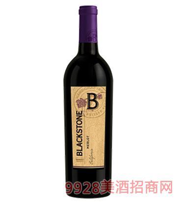 黑石酿酒师精选美乐红葡萄酒