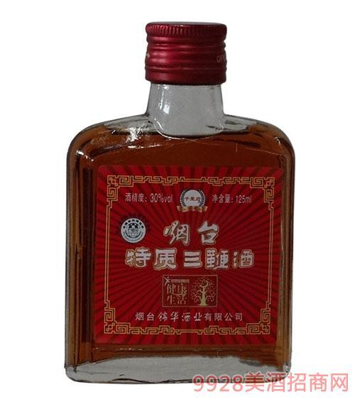 煙臺特質三鞭酒125ml