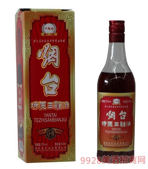 煙臺特質三鞭酒-500ml×6