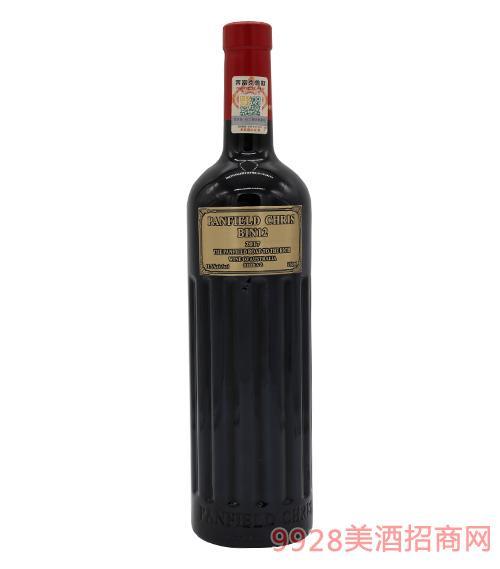 奔富克鲁斯BIN12赤霞珠干红葡萄酒14.5度750ml