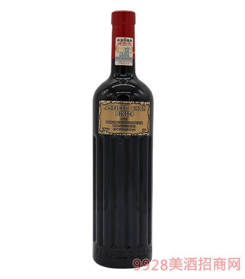 奔富克鲁斯BIN128赤霞珠干红葡萄酒14.5度750ml