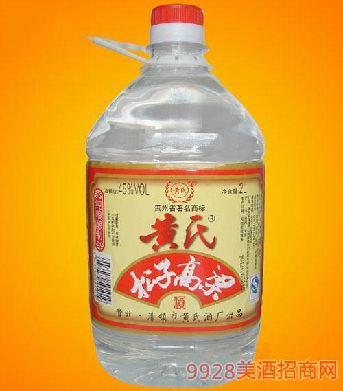 黄氏松子高粱酒2L