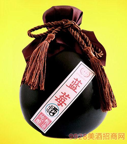 黄氏黑坛蓝莓酒