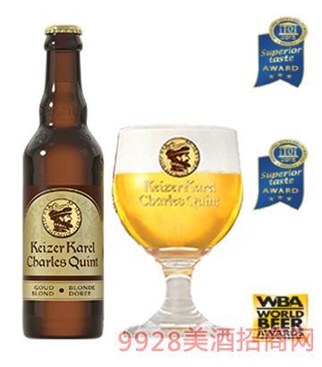 豪格爵士黃金啤酒