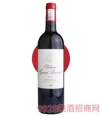 歌路名庄干红葡萄酒