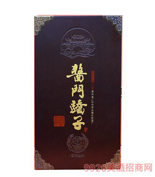 国久村酱门骄子酒(三十年)53度500ml