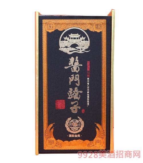国久村酱门骄子酒(二十年)53度500ml