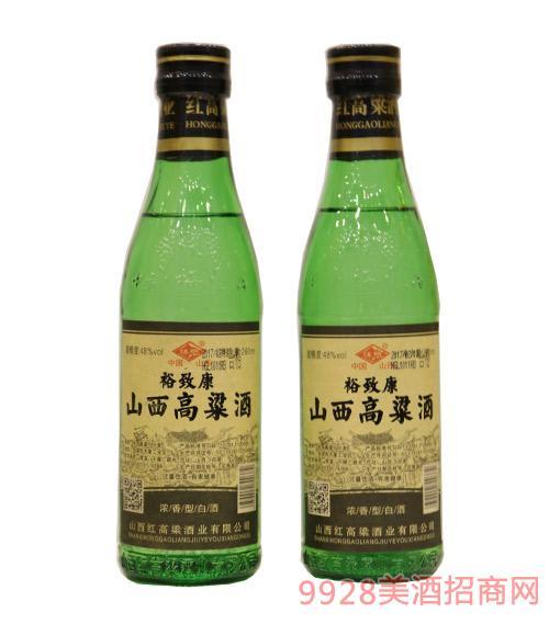 山西高粱酒醇柔系列