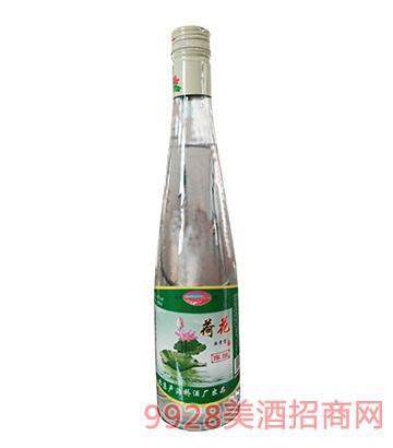 卢沟桥荷花酒陈酿42度450ml柔和清香型