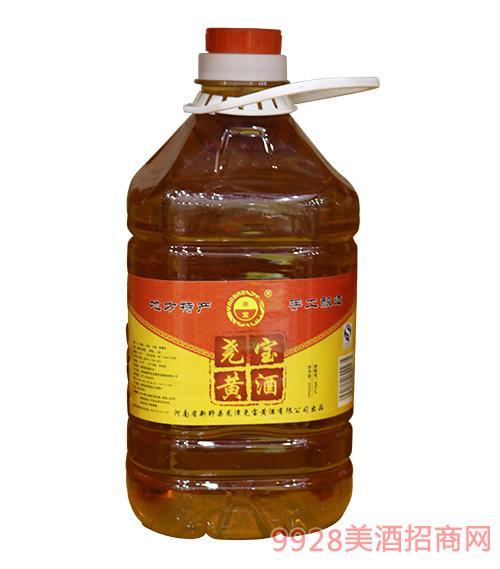桶装尧宝黄酒2.5L
